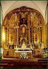 retablo iglesia El Salvador