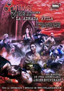 Outlast Zone en La Adrada